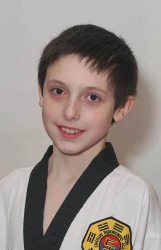 Sean Parkinson 1st Dan <b>Junior Assistant</b> Instructor - Sean-Parkinson-1st-Dan-Junior-Assistant-Instructor